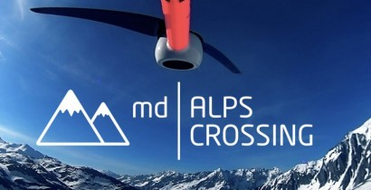 Alps Crossing. Cruzando los Alpes con un MD4-1000
