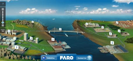 Visita «FARO city»